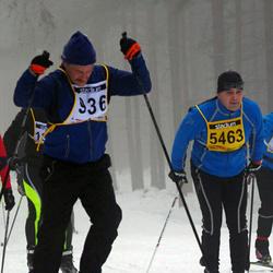 Finlandia-hiihto - Pekka Leino (755), Veli-Pekka Väänänen (936), Alexndra Titova (5104), Igor Rudyi (5463)
