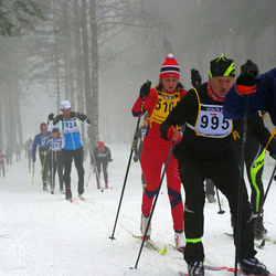 Finlandia-hiihto - Rudolf Svach (995), Alexndra Titova (5104)