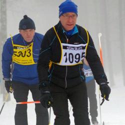 Finlandia-hiihto - Ismo Silvo (1095), Tapani Palen (5303)