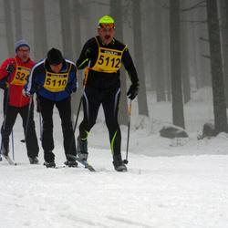 Finlandia-hiihto - Seppo Koskelo (5110), Yury Pshenitsyn (5112)