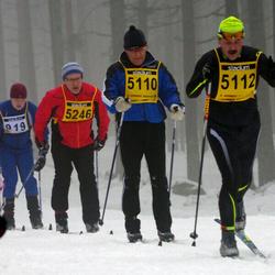 Finlandia-hiihto - Seppo Koskelo (5110), Yury Pshenitsyn (5112), Mika Kaakkomäki (5246)