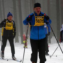 Finlandia-hiihto - Pekka Asikainen (5075), Pertti Lehtosalo (5601)