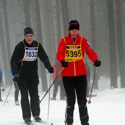 Finlandia-hiihto - Erkki Koivula (1632), Liisa Sipilä (5395)