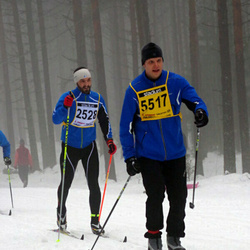 Finlandia-hiihto - Laurent Milli (2528), Mikko Autti (5517)