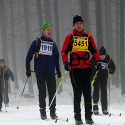 Finlandia-hiihto - Kimmo Koskenheimo (1919), Juha Viskari (5451)