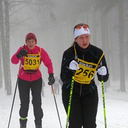 Finlandia-hiihto - Seija Piirainen (5031)