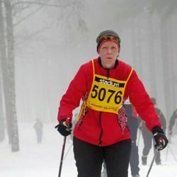 Finlandia-hiihto - Sinikka Backman (5076)