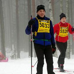 Finlandia-hiihto - Jouni Järvi (5033)
