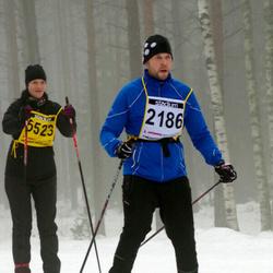 Finlandia-hiihto - Matti Laukka (2186), Eeva-Liisa Honkala (5523)
