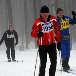 Finlandia-hiihto - Atso Ala-Kopsala (1958), Pertti Rantanen (5418)