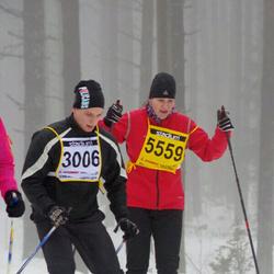 Finlandia-hiihto - Aleksi Sormunen (3006), Katri-Helena Huntus (5559)