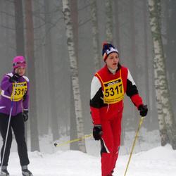 Finlandia-hiihto - Liisa Saarinen (5317)