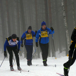 Finlandia-hiihto - Anssi Korhonen (5471), Esko Korhonen (5557)