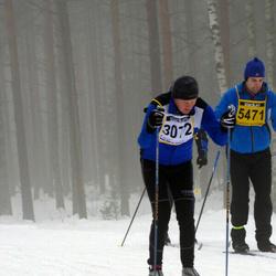 Finlandia-hiihto - Seppo Rytkönen (3072), Anssi Korhonen (5471)