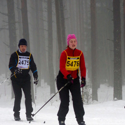 Finlandia-hiihto - Mari Friman (5476)