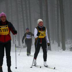 Finlandia-hiihto - Anu Harju (5199), Heidi Öller (5367)