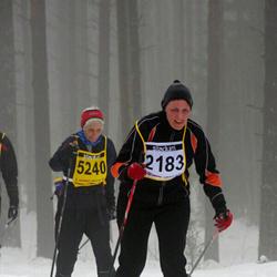 Finlandia-hiihto - Merja Antinniemi (2183), Janne Bang (5240)