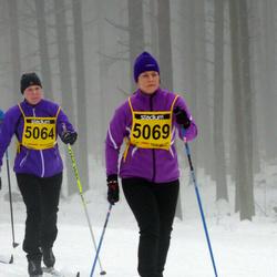 Finlandia-hiihto - Sari Ojansuu (5064), Anu El-Ghaoui (5069)