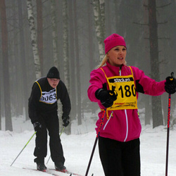 Finlandia-hiihto - Paula Laine (5180)