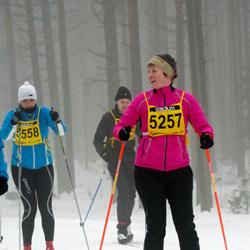 Finlandia-hiihto - Kairi Sang (5257), Kristiina Kägu (5558)
