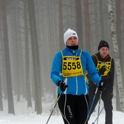Finlandia-hiihto - Kristiina Kägu (5558)