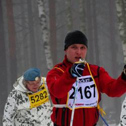 Finlandia-hiihto - Miika Koistinen (2167), Erkki Turunen (5282)