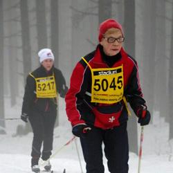 Finlandia-hiihto - Kirsti Laine (5045), Tiina Saavalainen (5217)