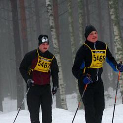 Finlandia-hiihto - Pasi Arosarka (5467), Heikki-Pekka Peurala (5468)