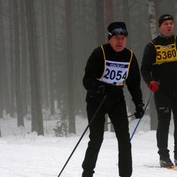 Finlandia-hiihto - Tom Johansson (2054), Martin Mägi (5360)