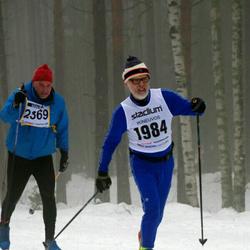 Finlandia-hiihto - Jorma Lahikainen (1984), Tomi Mäkelä (2369)