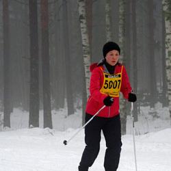 Finlandia-hiihto - Miina Kuusniemi (5007)