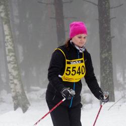 Finlandia-hiihto - Kristiina Granholm (5540)