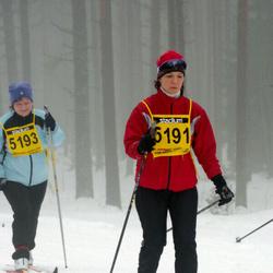 Finlandia-hiihto - Galina Ozerova (5191), Tatiana Lagutkina (5193)