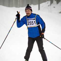 Finlandia-hiihto - Sampo Rajala (2551)