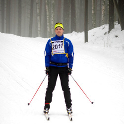 Finlandia-hiihto - Carl-Erik Sandell (2017)