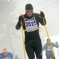 Finlandia-hiihto - Turo Terho (2025)