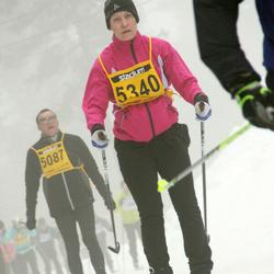 Finlandia-hiihto - Sanna Lahtinen (5340)