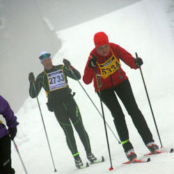 Finlandia-hiihto - Greger Bergström (2733), Nadezda Bochmanova (5334)