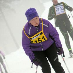 Finlandia-hiihto - Greger Bergström (2733), Alvina Golysheva (5151)