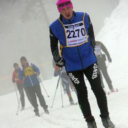 Finlandia-hiihto - Jüri Marcinkevicz (2270), Nikolai Markovich (5167)