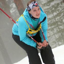 Finlandia-hiihto - Jaana Palomäki (5200)
