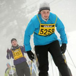 Finlandia-hiihto - Marge Sang (5258)