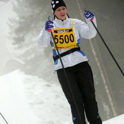 Finlandia-hiihto - Jenni Aaltonen (5500)