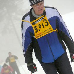 Finlandia-hiihto - Into Saarela (5313)