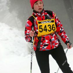 Finlandia-hiihto - Aila Kesti (5436)
