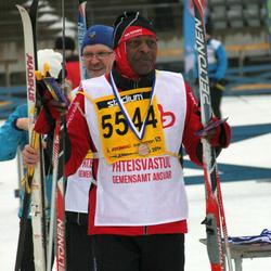 Finlandia-hiihto - Wilson Kirwa (5544)