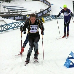 Finlandia-hiihto - Ossi Salokannel (6034)