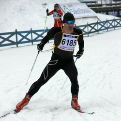 Finlandia-hiihto - Albert Levitin (6185)