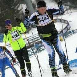 Finlandia-hiihto - Ilmari Hämäläinen (6192), Pasi Tennilä (6443)