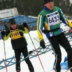 Finlandia-hiihto - Olavi Salomaa (6433), Marco Billeter (8195)